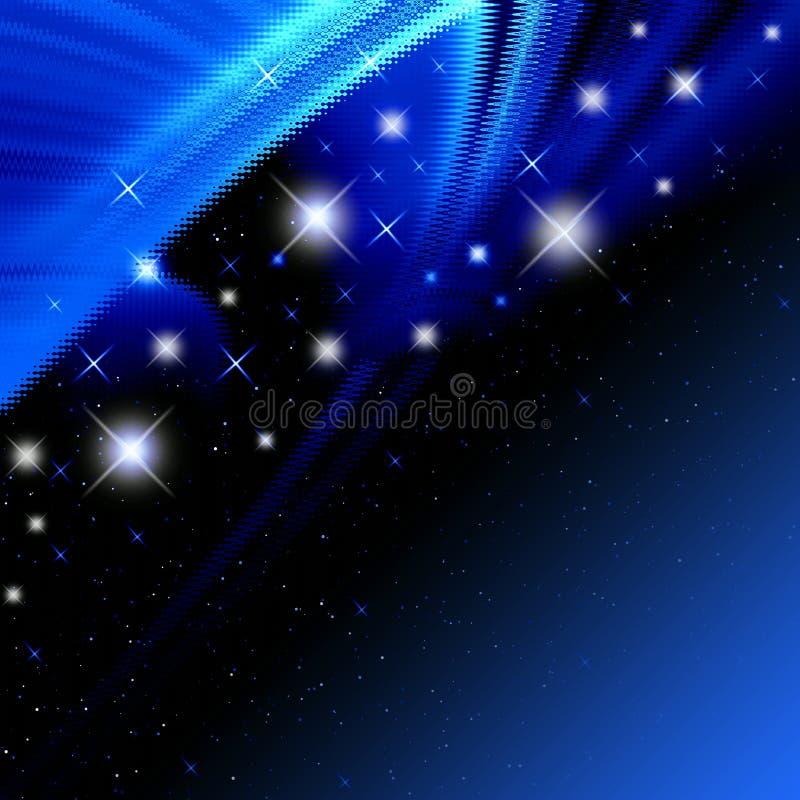 Estratto stellato royalty illustrazione gratis
