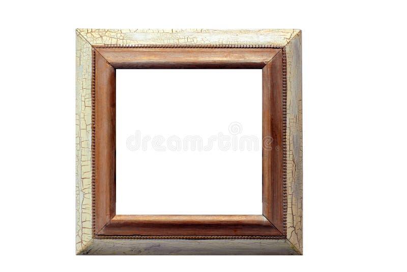 Estreite O Frame Rústico Fotografia de Stock Royalty Free
