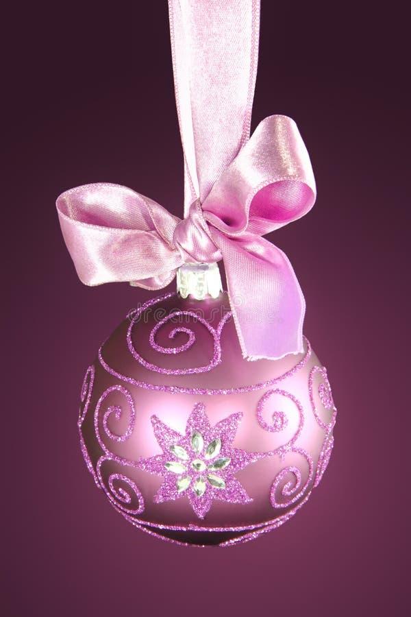 Estrela da esfera do Natal de Bethlehem foto de stock royalty free