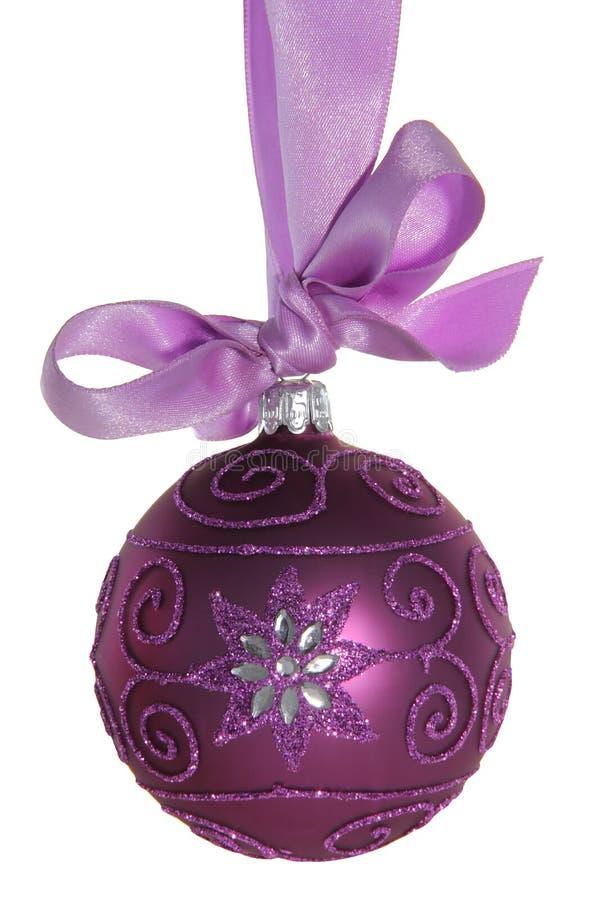 Estrela da esfera do Natal de Bethlehem fotografia de stock royalty free