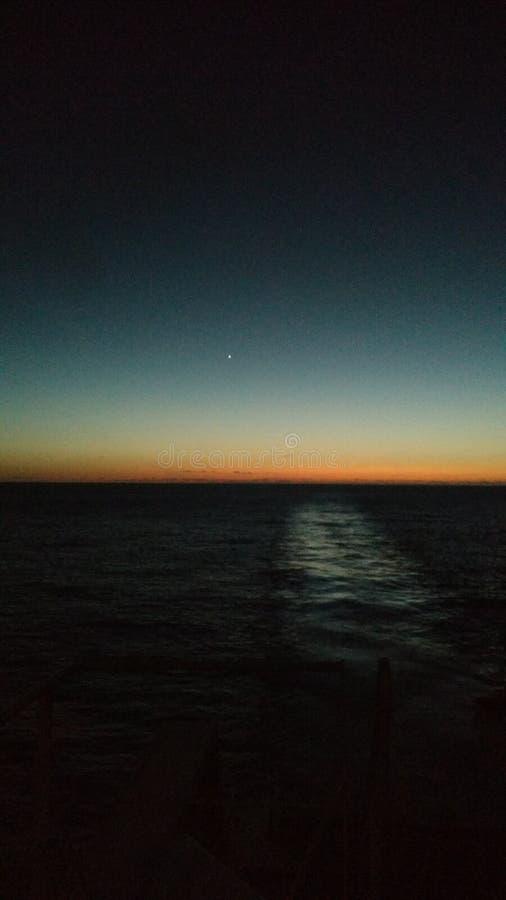 Estrela da manhã foto de stock royalty free