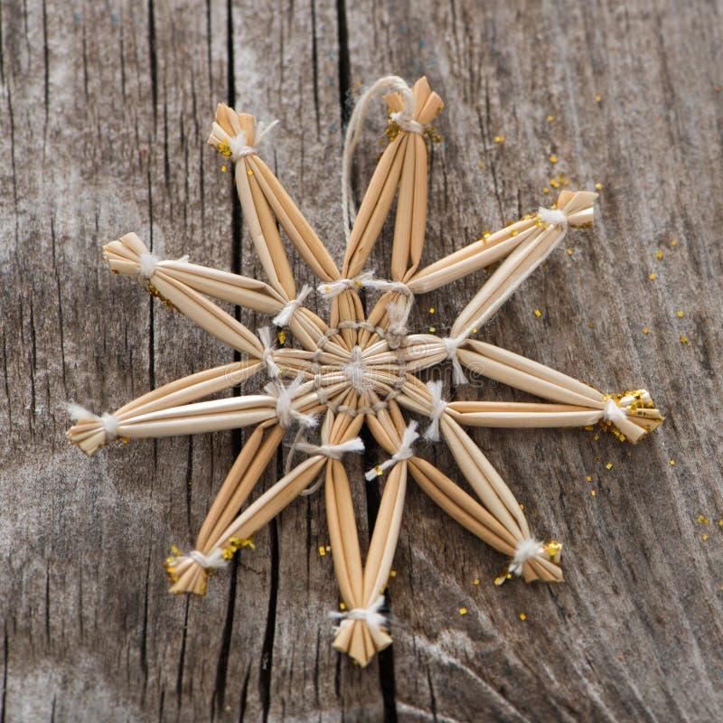 Estrela da palha fotos de stock