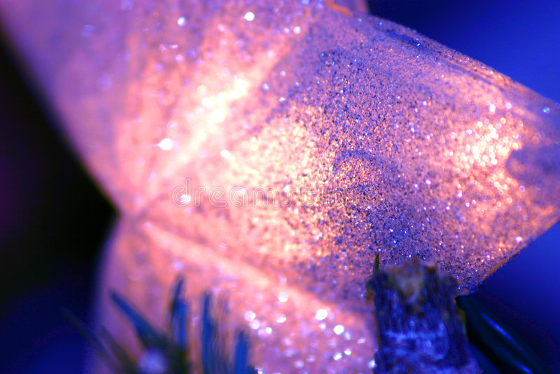 Download Estrela do Natal imagem de stock. Imagem de brilhante, christmas - 55061