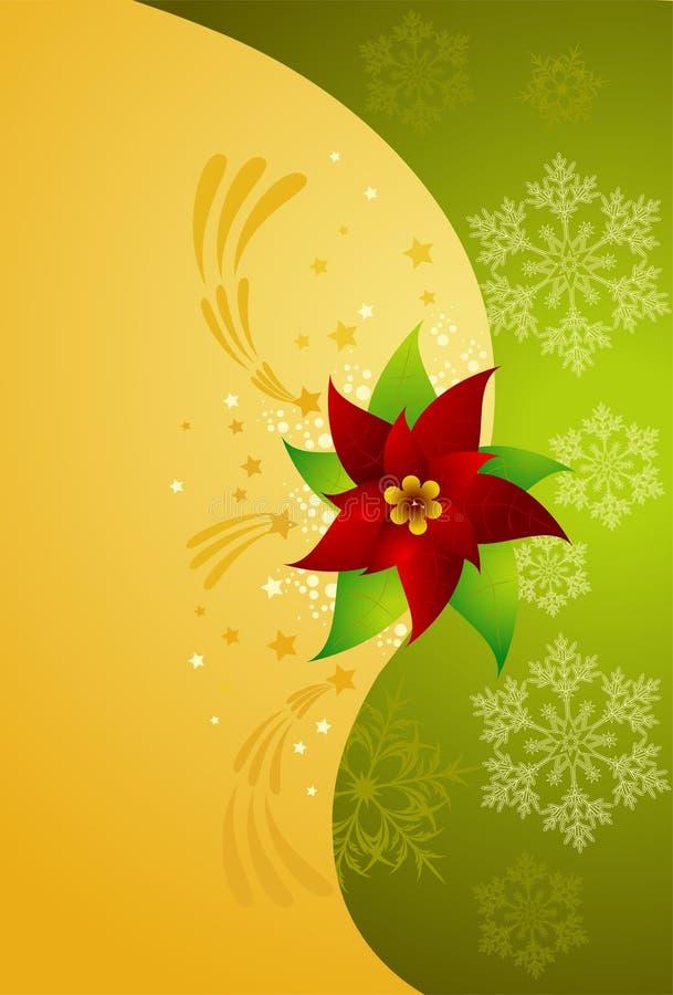 Estrela do Natal ilustração do vetor