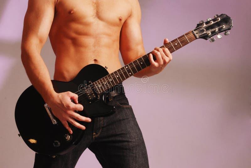 Estrela do rock foto de stock royalty free