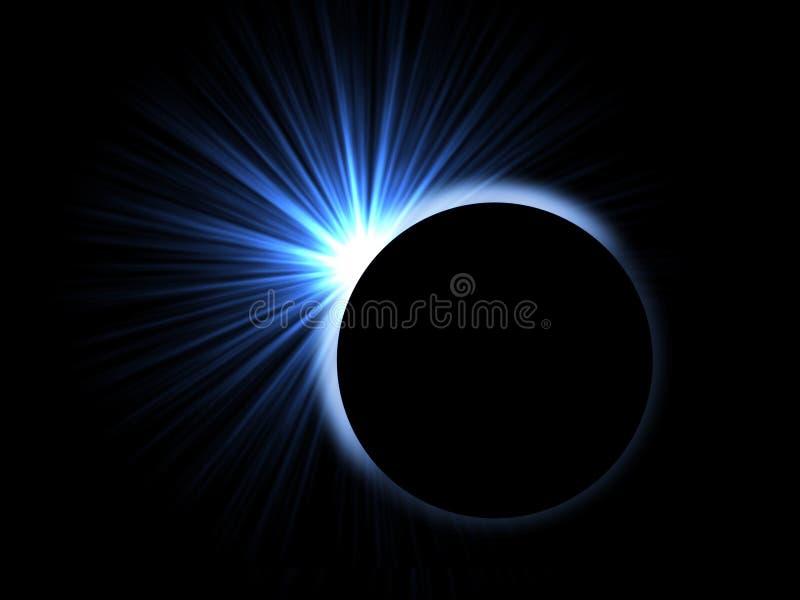 Estrela mágica ilustração do vetor