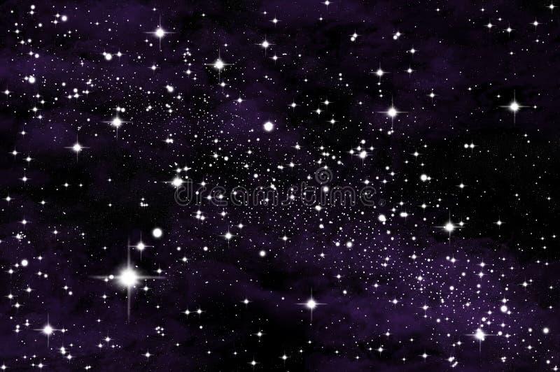 Ilustração Gratis Espaço Todos Os Universo Cosmos: Estrela No Universo Ilustração Stock. Ilustração De Grã