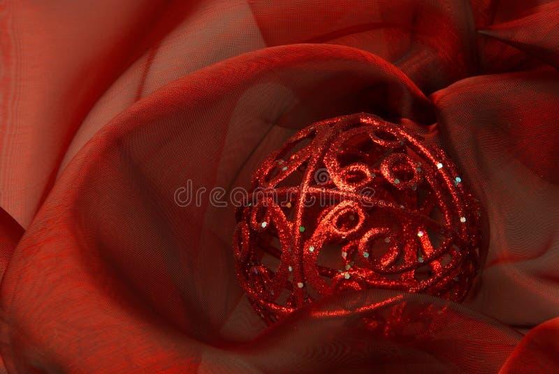 Estrela no vermelho foto de stock royalty free