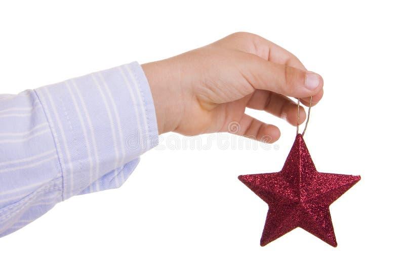 Estrela para você fotografia de stock
