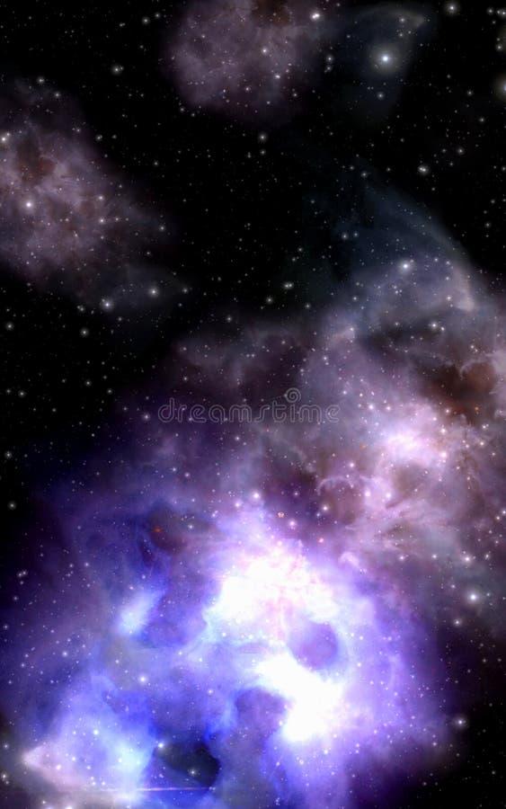 Estrelas ilustração do vetor