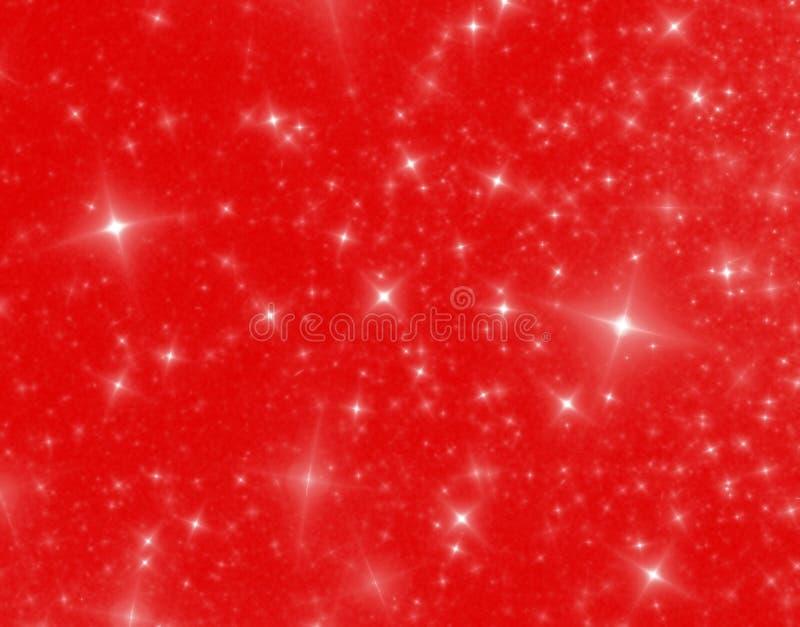 Estrelas do Fractal imagem de stock