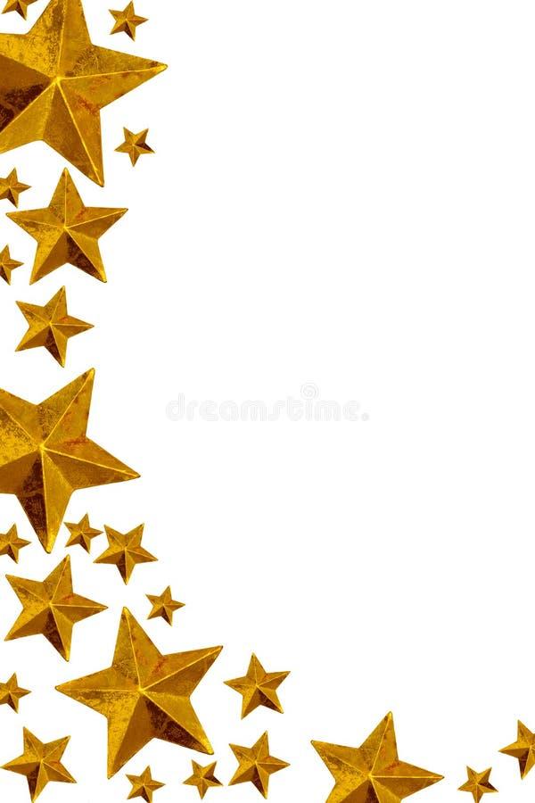 Estrelas do Natal fotos de stock royalty free