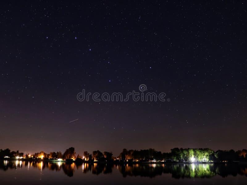 Estrelas do paraíso fotografia de stock royalty free