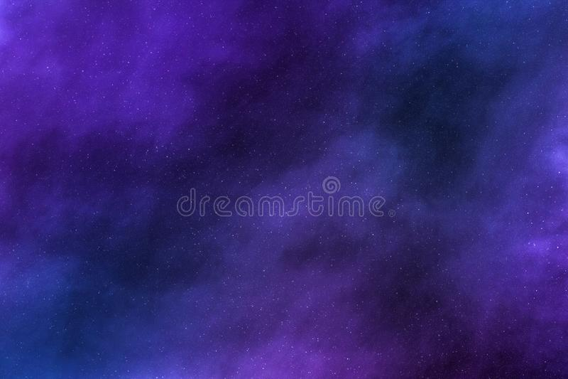 Estrelas fundo do c?u noturno, nuvens da nebulosa no cosmos fotos de stock