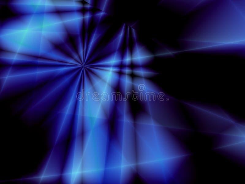 Estrella azul libre illustration