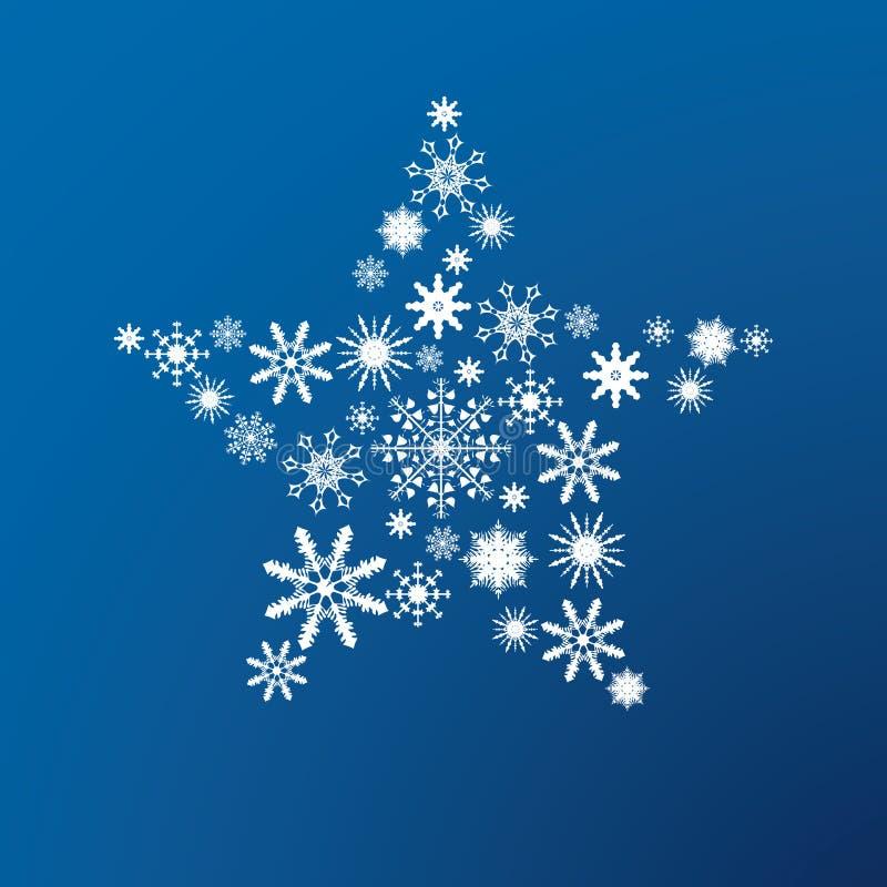 Estrella de la Navidad libre illustration