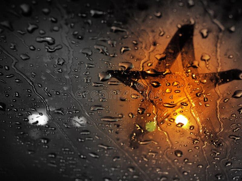 Estrella de la noche imagen de archivo