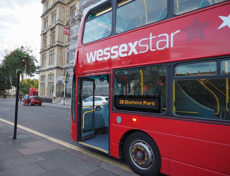 Estrella de Wessex en baño fotografía de archivo libre de regalías