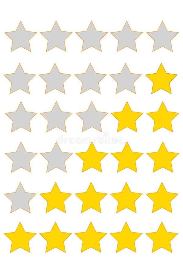 Estrella del grado libre illustration