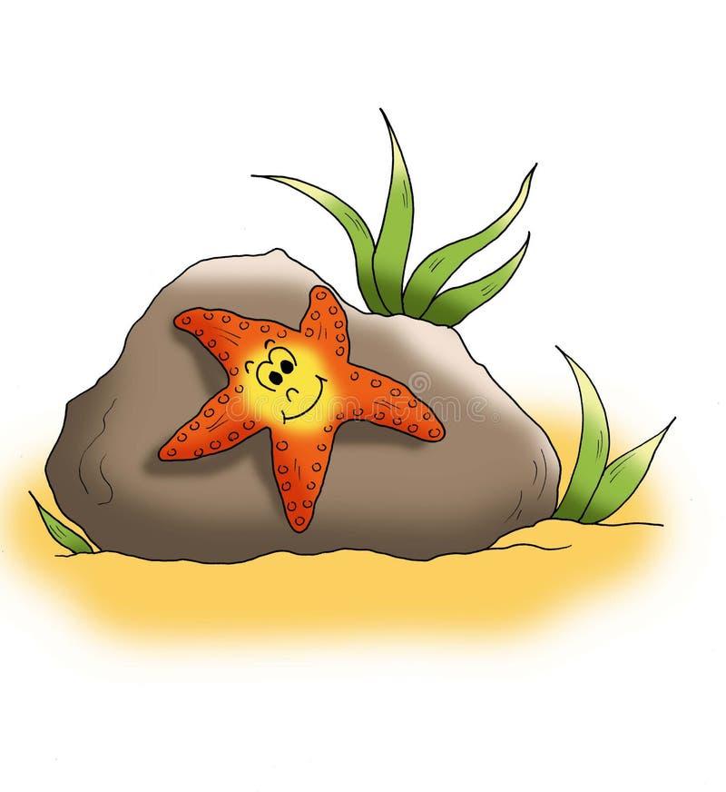 Estrella del mar libre illustration