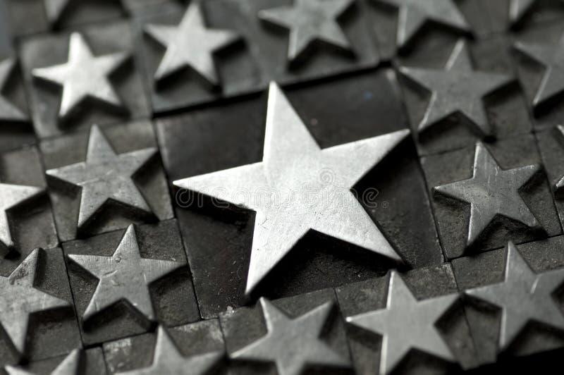 Estrella grande imagen de archivo