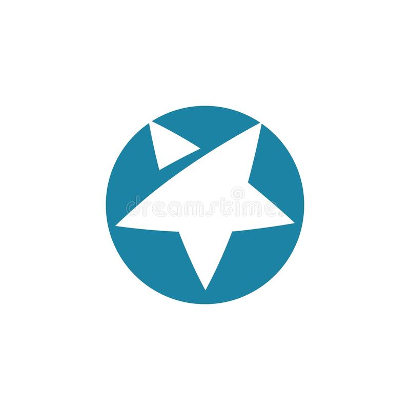 Estrella Logo Design libre illustration
