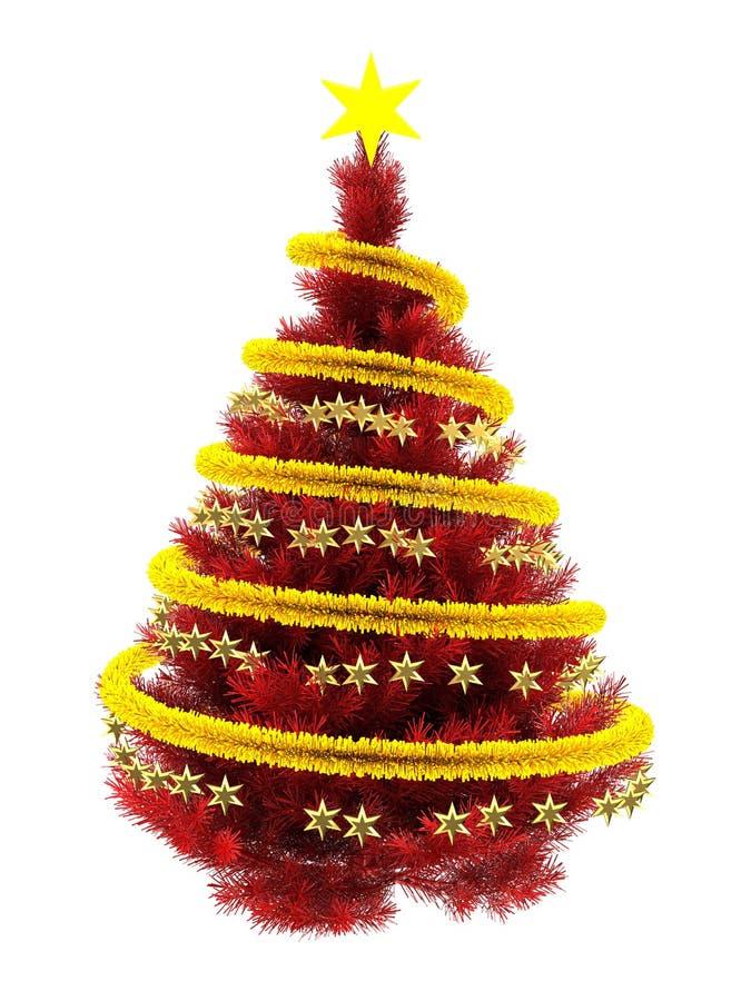 Download Estrellas 3d stock de ilustración. Ilustración de invierno - 100535005