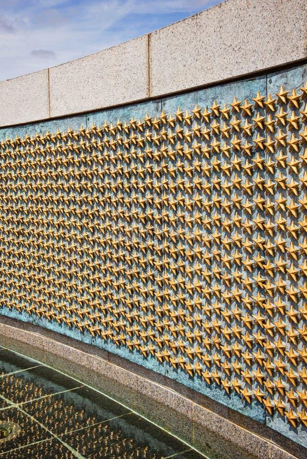 Estrellas de la conmemoración imagen de archivo