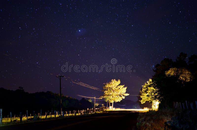 Estrellas de Valle Hermoso foto de stock royalty free