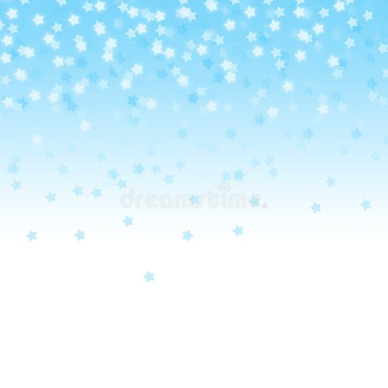 Estrellas del fondo libre illustration