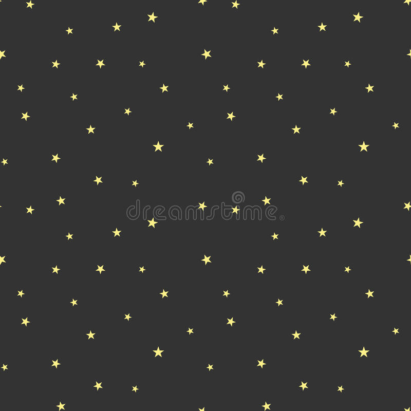 Estrellas dispersadas libre illustration
