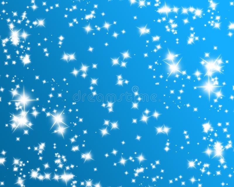 Estrellas que brillan libre illustration