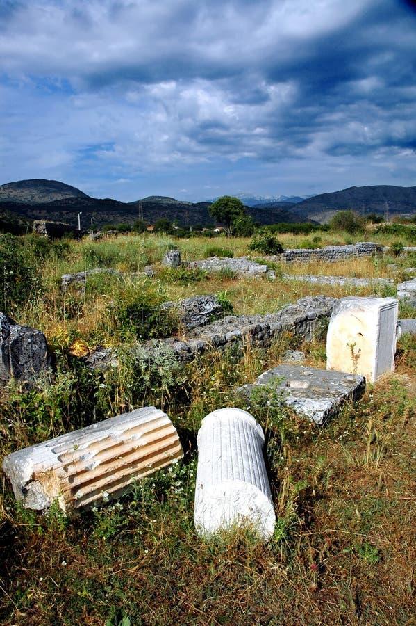 Estribo romano imágenes de archivo libres de regalías