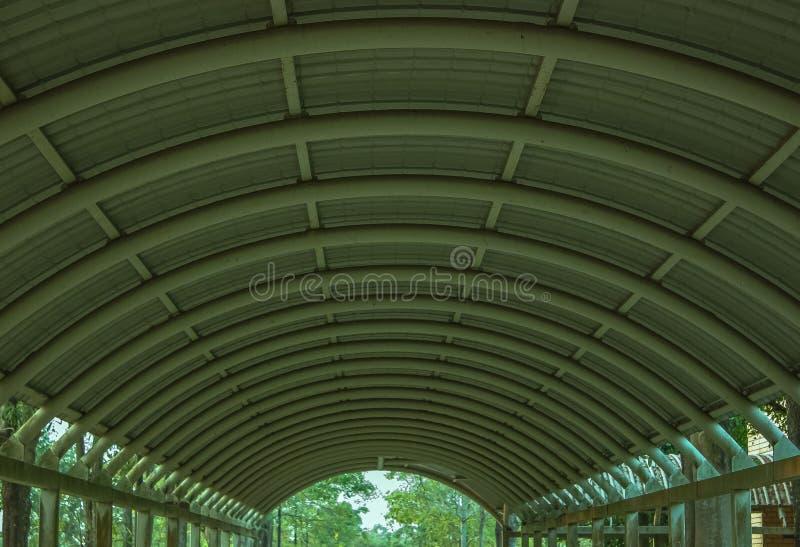 Estructura de tejado fotos de archivo