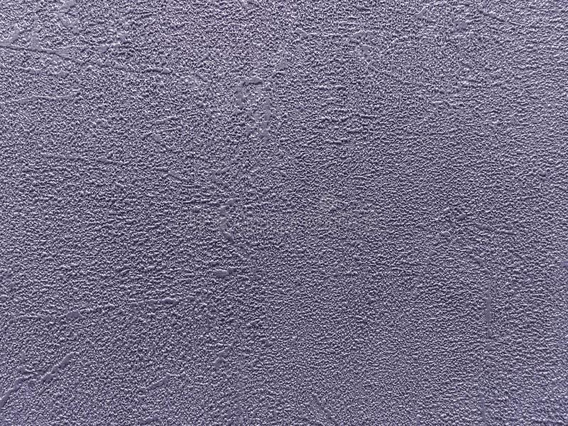 Estructura del fondo abstracto bajo la forma de yeso desigual ?spero del color marr?n gris fotografía de archivo