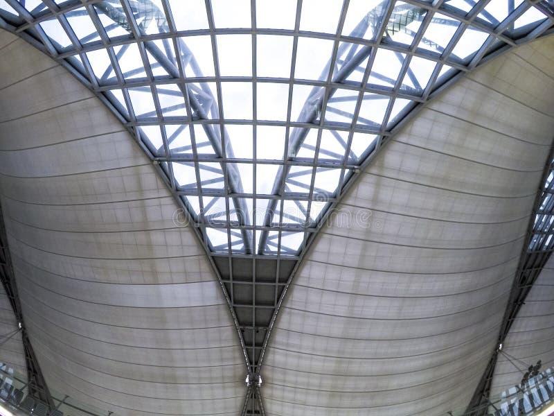 Estructura del techo fotos de archivo libres de regalías