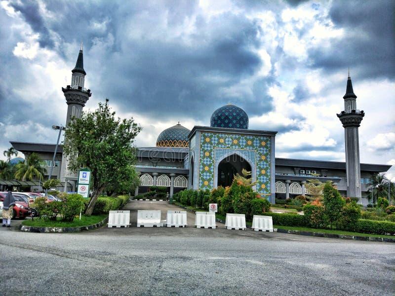Estructura islámica fotografía de archivo libre de regalías