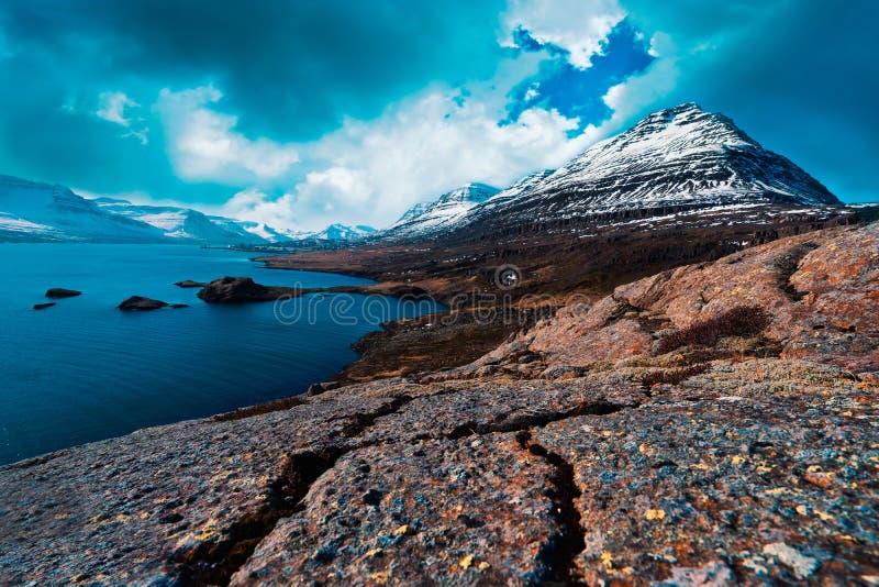 Estructura islandesa fotos de archivo libres de regalías