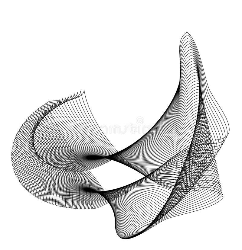 Estructura orgánica ilustración del vector
