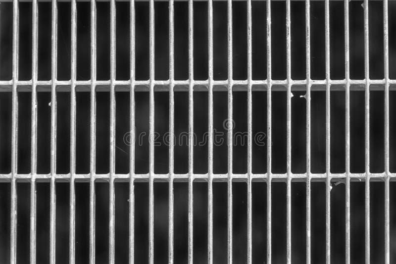 Estrutura à terra de aço monocromática Textura de aço inoxidável, fundo para a site ou dispositivos móveis imagem de stock