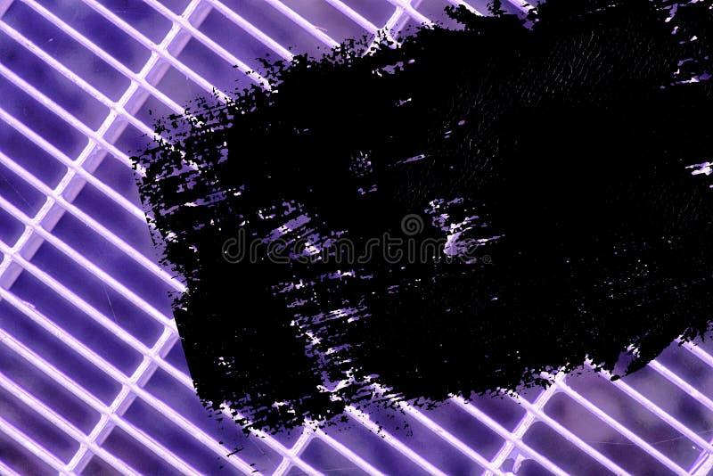 Estrutura à terra de aço ultra roxa do Grunge Textura de aço inoxidável, fundo para a site ou dispositivos móveis imagem de stock royalty free