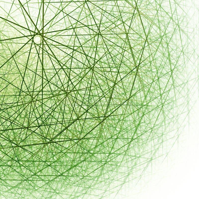 estrutura 3d esférica ilustração stock