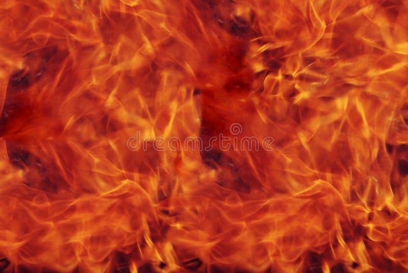 Estrutura abstrata do incêndio. imagens de stock