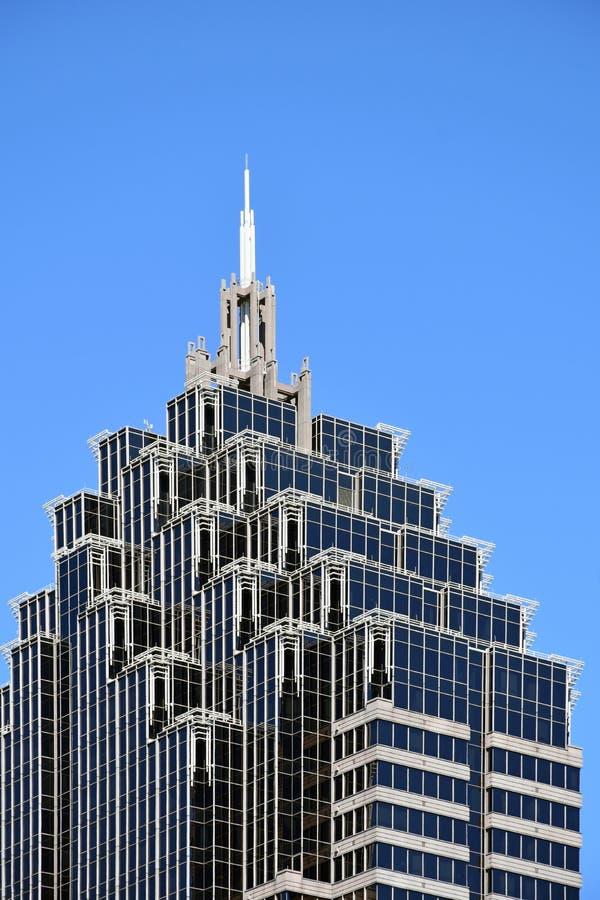 Estrutura da skyline de Atlanta fotos de stock