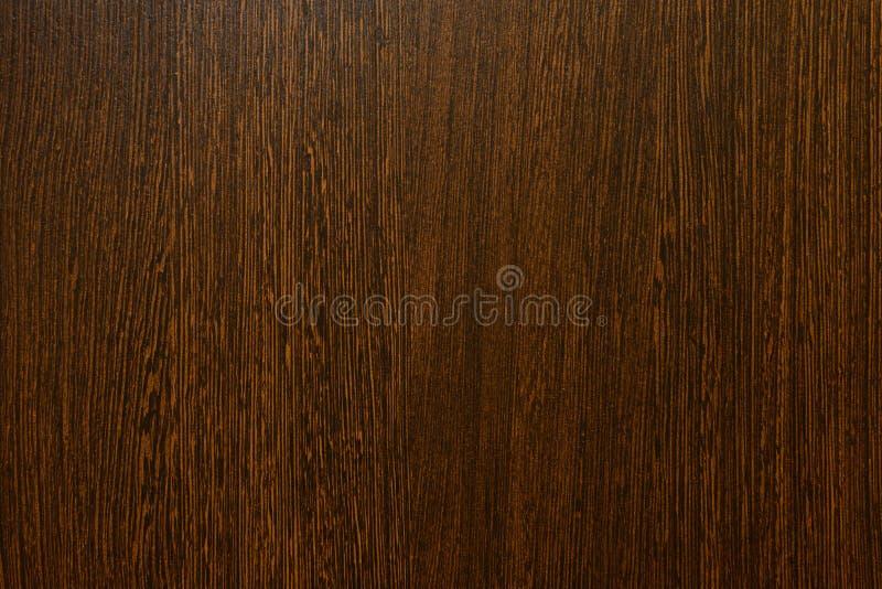 Estrutura da superfície da madeira escura fotos de stock royalty free