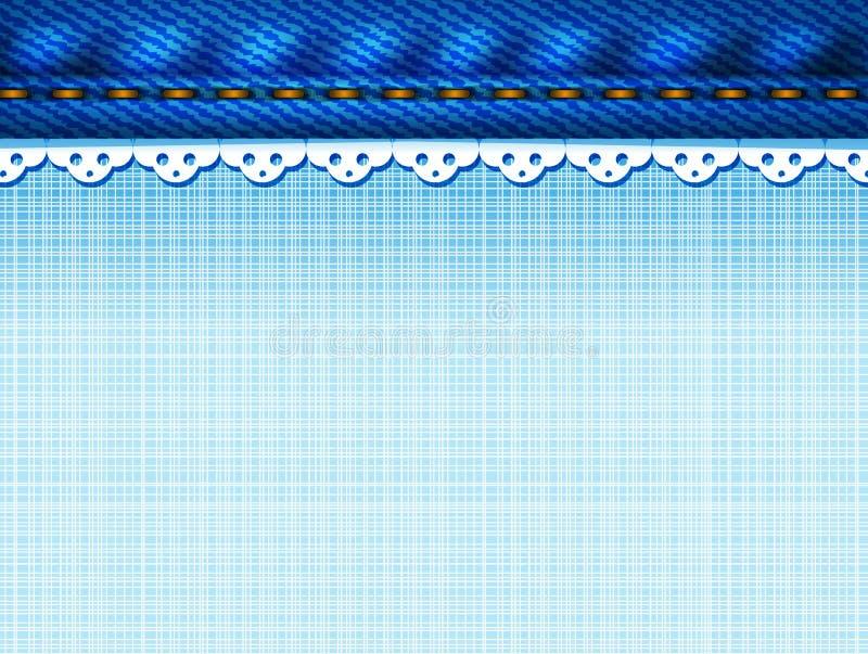 Estrutura da tela ilustração do vetor
