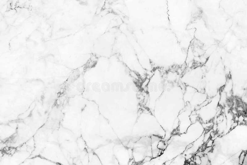 Estrutura detalhada do mármore no teste padrão natural para o backgrou imagens de stock