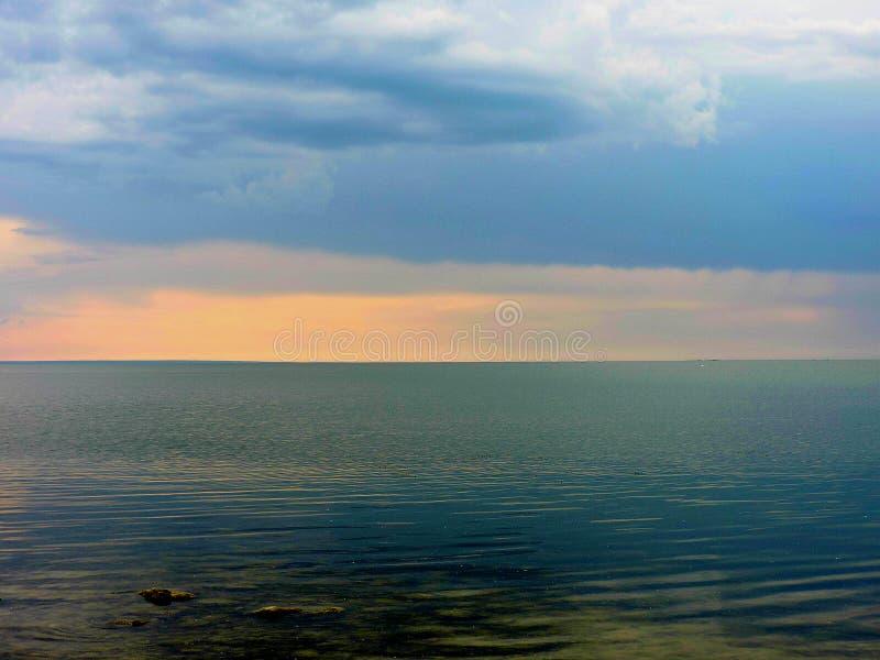 estuario fotografia stock