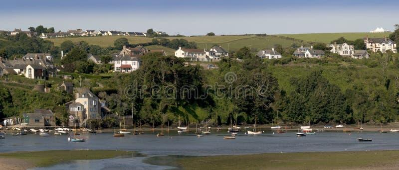 Estuary Royalty Free Stock Photo