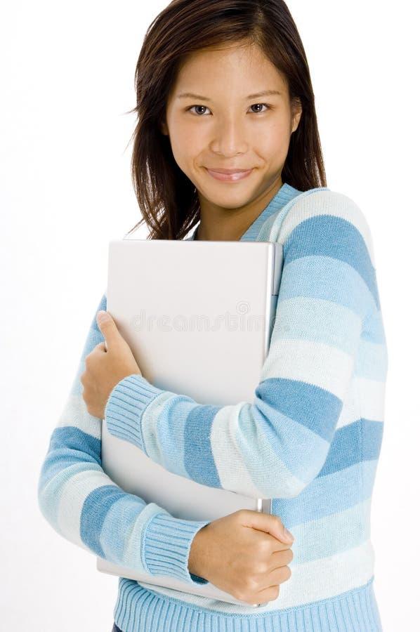 Estudante da preparação fotos de stock royalty free